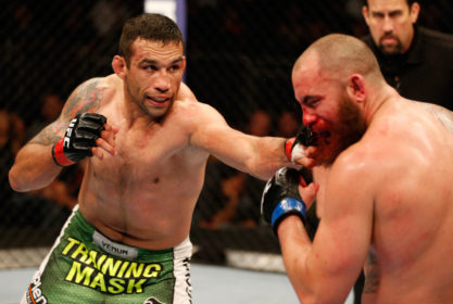 FOX UFC Saturday: Werdum v Browne