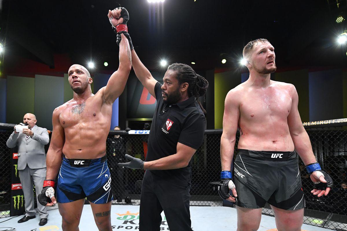 #-267: UFC Vegas 30 Recap